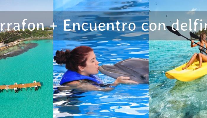 Royal Garrafón y Programa Encuentro con Delfines en Isla Mujeres