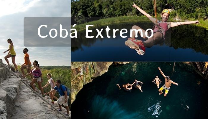 Tours en Cobá