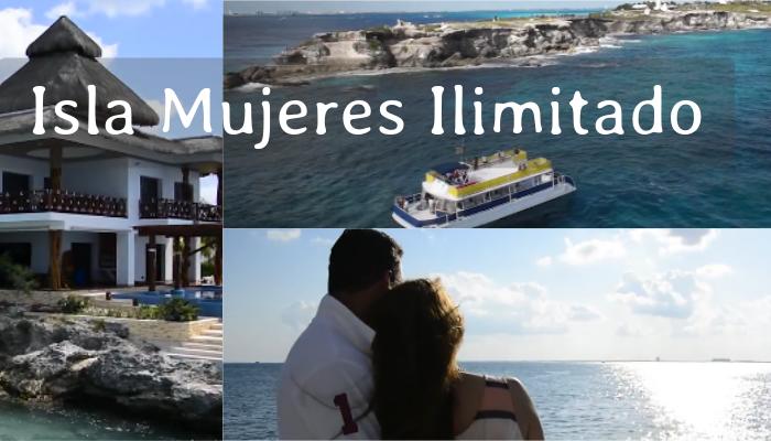 Tour a Isla Mujeres Ilimitado desde Cancún