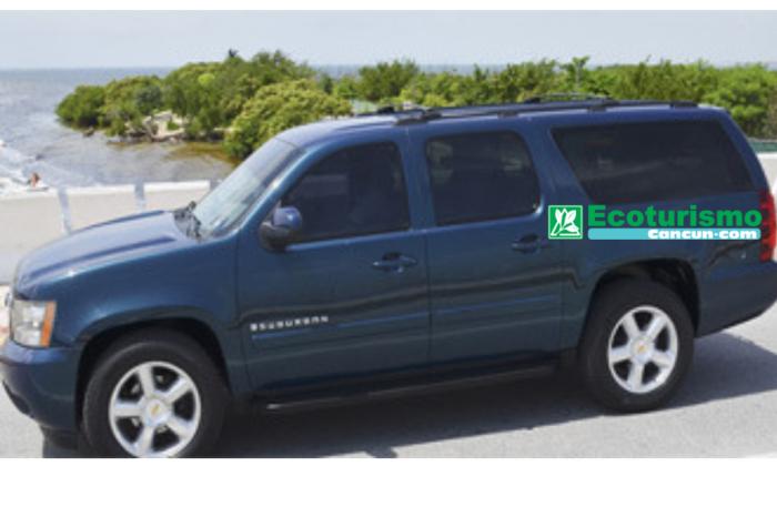 Transportación Privada para Grupos, Familias o Ejecutivos en Cancún y Riviera Maya