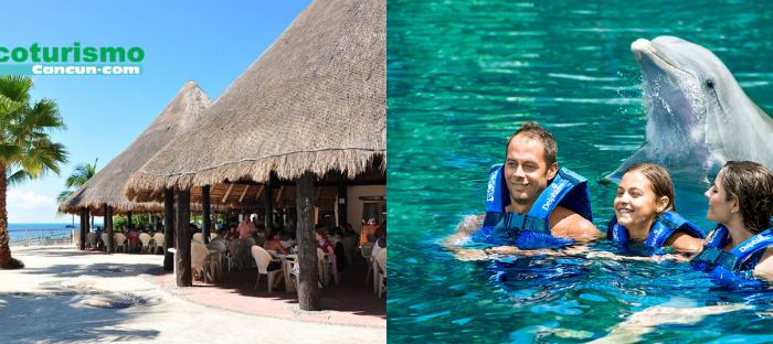 Isla Mujeres Familiar + Encuentro con Delfines