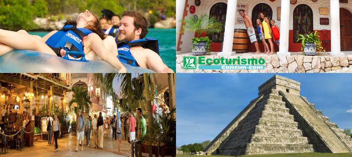 Tours en Cancún
