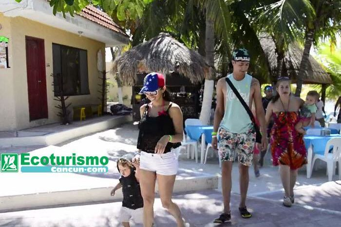Paquete Tour Familiar a Isla Mujeres
