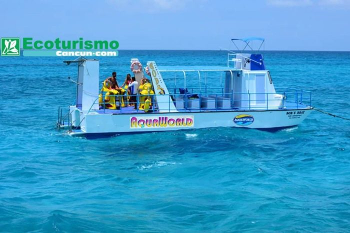Tour en Mini Submarino Personal Bob Adventure en Cancún