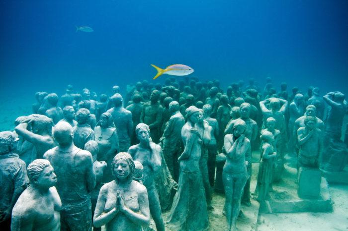 Tour a Isla Mujeres & Snorkel en MUSA Cancún