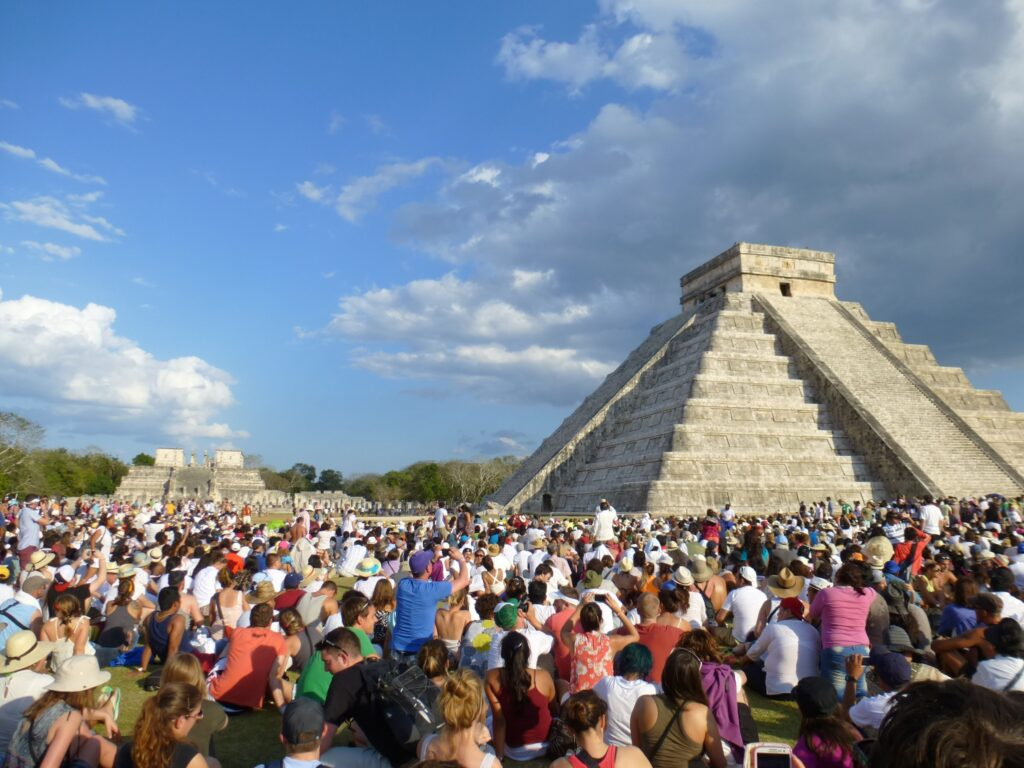 Tour a Chichén Itzá en el Equinoccio de Primavera